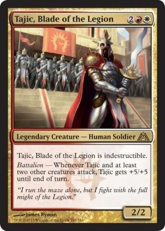 Magic The Gathering - Tajic, Blade of The Legion - Dragon's Maze
