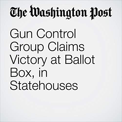 Gun Control Group Claims Victory at Ballot Box, in Statehouses audiobook cover art