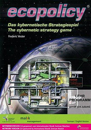 Ecopolicy - Das kybernetische Strategiespiel (Netzwerkversion)