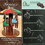 Cybrtrayd Make'n Mold MNM3104 Froschkönig Schokoladenform mit Schokoladenführung, Regular,...