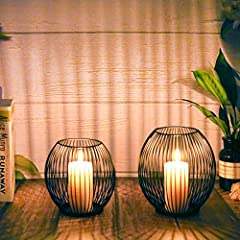 Kerzenständer 2er Set