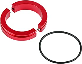 D-Modern- Rear Shock Absorber Suspension Lowering Kit For 46Mm Kyb Wp For Ktm Exc Excf Xcw For Suzuki Rm For Kawasaki Kx For Yamaha Yz For Honda 125 250 (Red)