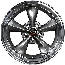 Best 18x10 mustang bullitt wheels Reviews