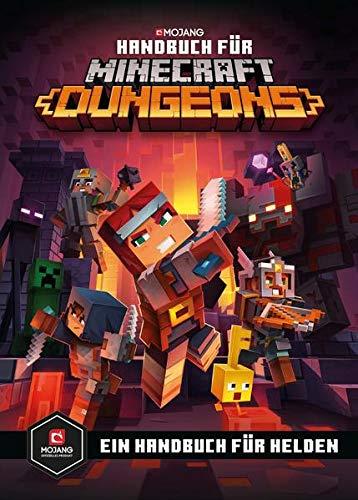 Minecraft Dungeons: Ein offizielles Minecraft-Handbuch