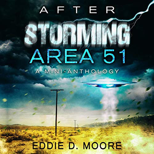 After Storming Area 51: A Mini-Anthology cover art