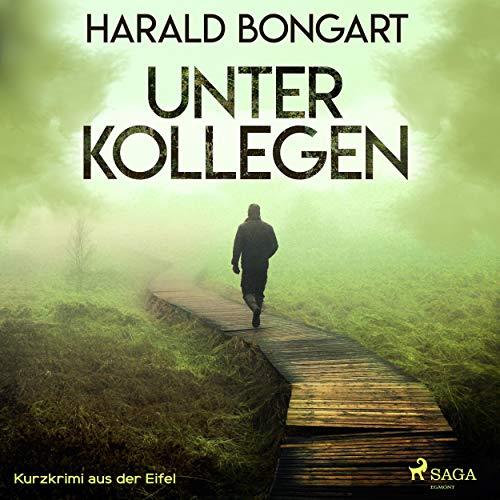 Unter Kollegen audiobook cover art