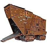 Technik Sandcrawler Model, 2.4G / APP Control remoto dual, 13168 piezas Kit de construcción grande MOC Sandcrawler Bloques sujeción Bloques construcción compatibles con Lego A,95 * 38 * 70cm