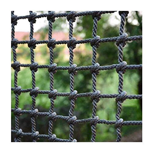 Buy LYRFHW Anti-Fall Net Building Safety Netting Training Development Protection Nets Stairs Balcony...
