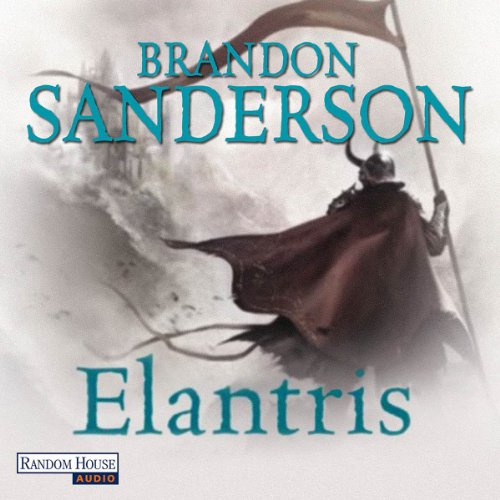 Elantris [German Edition] cover art