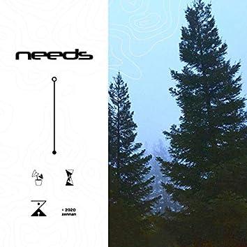 Needs (feat. Technical Debt)