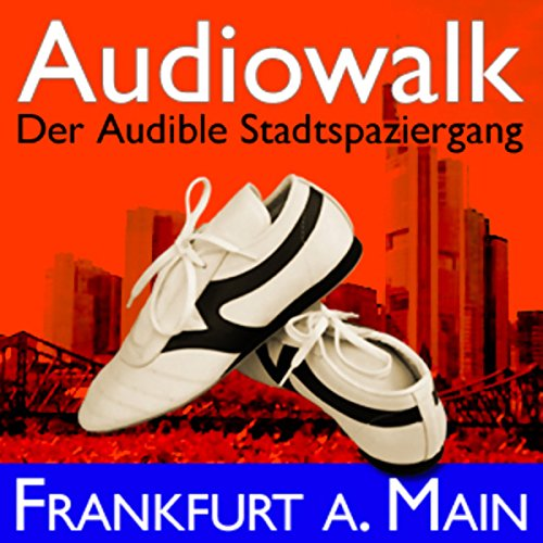 Audiowalk Frankfurt audiobook cover art