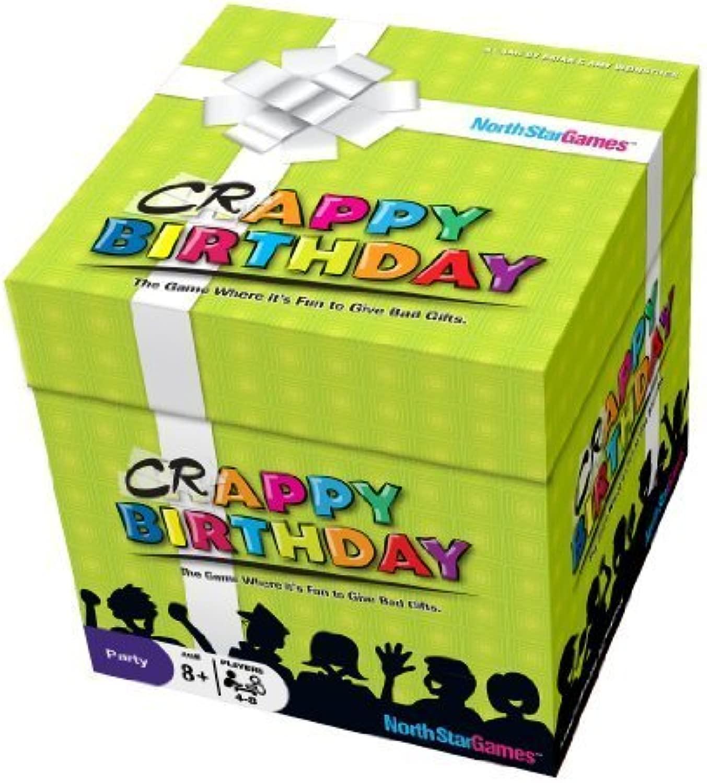 Crappy Birthday by Northestrella giocos