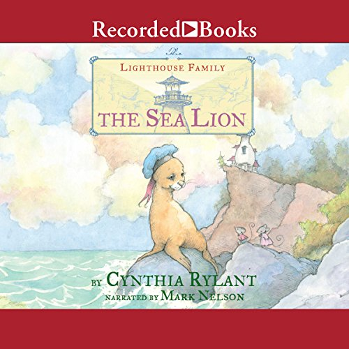 The Sea Lion audiobook cover art