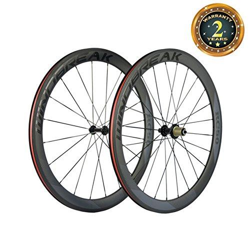 SunRise Bike Carbon Road Wheels 700C 50mm Clincher...