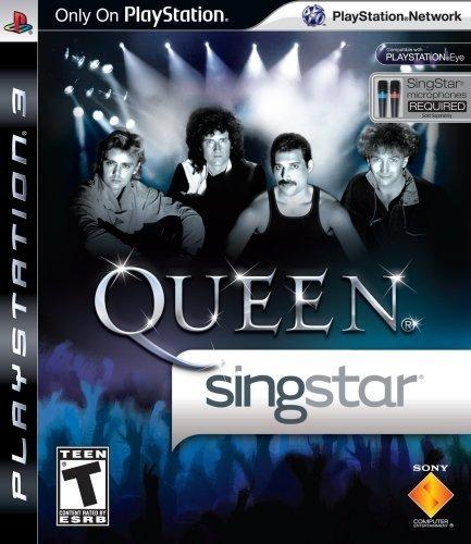 Sony SingStar Queen