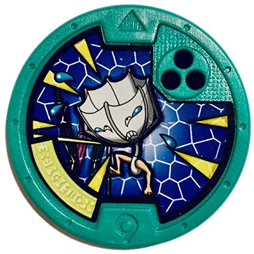 Yo-Kai Watch Model Zero Yo-Motion Series 1 Medal Brokenbrella