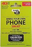 Straight Talk SIM card for Verizon Network Compatigle with any Veriozon Phone