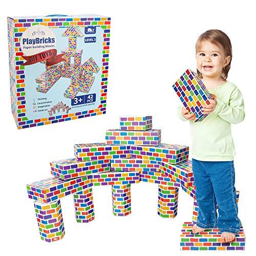 paper building blocks - 2