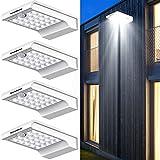 InnoGear Solar Lights Outdoor Garden, 24 LED Outdoor Lights Pool Lights Solar...