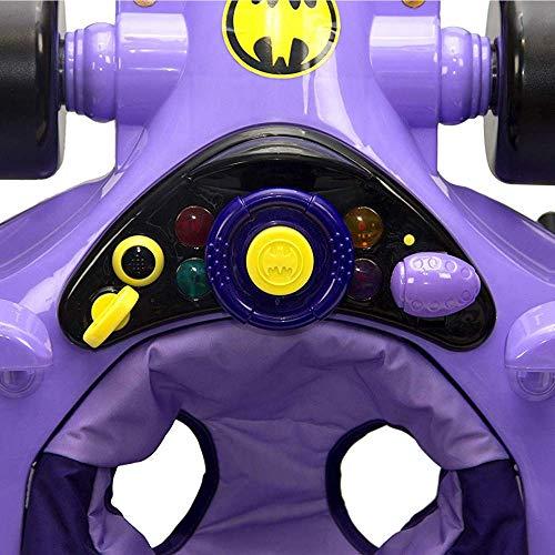 KidsEmbrace Batgirl Baby Activity Walker Purple