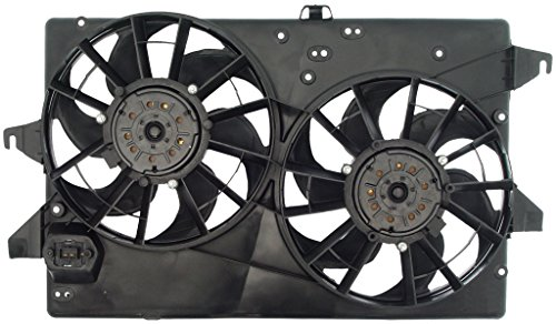 Dorman 620-104 Engine Cooling Fan Assembly for Select Ford / Mercury Models