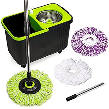Simpli-Magic 79117 Spin Mop Cleaning Kit Review