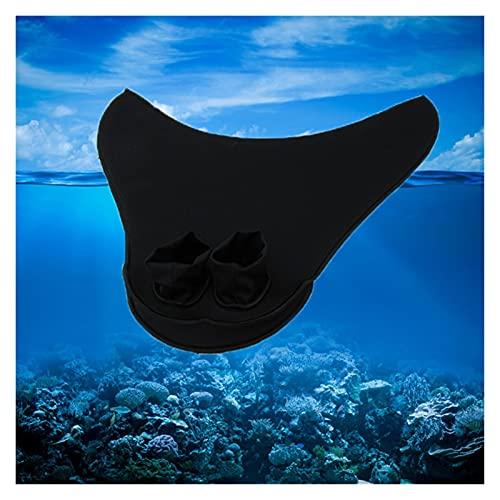 BOJSQ Aletas de Buceo Recién natación Sirenas de la Cola de la Cola de Las Aletas de Buceo Accesorios de Entrenamiento para niños para niños Adulto (Color : Adult)