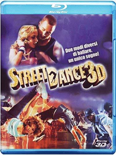 Street Dance, ¡a bailar! / StreetDance 3D + 2D ( StreetDance ) ( Street Dance Three D ) (3D & 2D) [ Origen Italiano, Ningun Idioma Espanol ] (Blu-Ray)