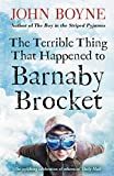 The Terrible Thing That Happened to Barnaby Brocket (English Edition)
