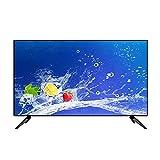 VOCD 24'32' 42'50' HD Smart LCD TV Sonido Envolvente Incorporado, Pantalla LCD Anti-luz Azul, TV 4K Totalmente Inteligente Templado A Prueba De Explosiones - Negro