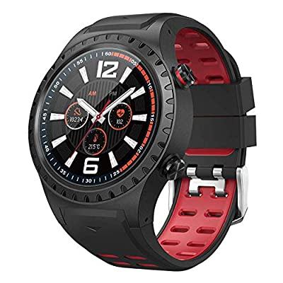 SMA-M1 Smart Watch Activity Tracker Fitness Watch for Men Heart Rate Monitor Watches Sleep Monitoring Smartwatch