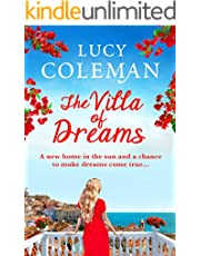 The Villa of Dreams: The perfect uplifting escapist read for 2021
