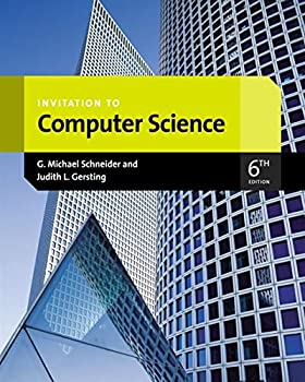 Invitation to Computer Science  Introduction to CS