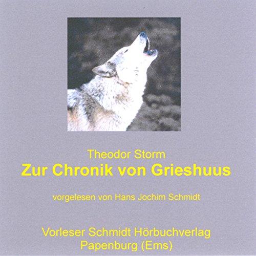 Zur Chronik von Grieshuus Titelbild