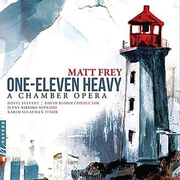 Matt Frey: One-Eleven Heavy