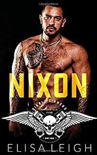 Nixon: An Older Man Younger Woman Romance (Diablo Sinners MC)