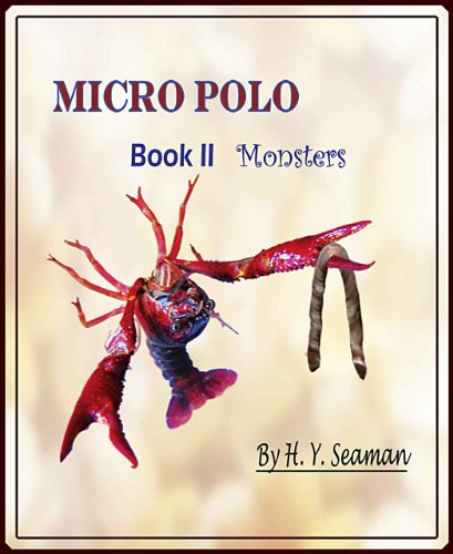 Micro Polo: Monster (Monsters Book 2) (English Edition)