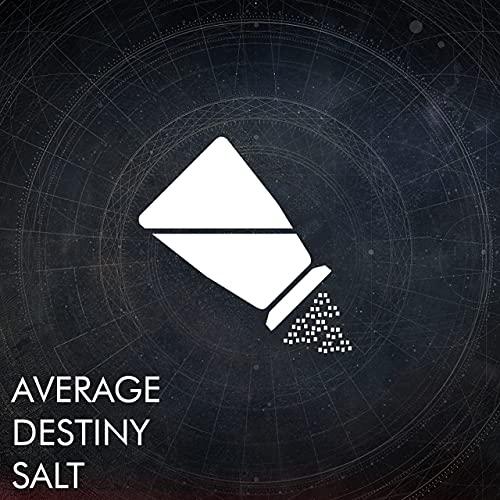 Average Destiny Salt Podcast By Stephen Janes cover art