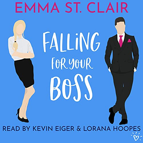 Falling for Your Boss cover art