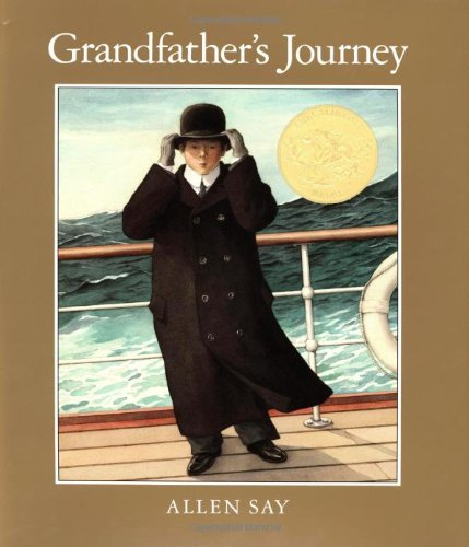 Grandfather's Journey (CALDECOTT MEDAL BOOK)の詳細を見る