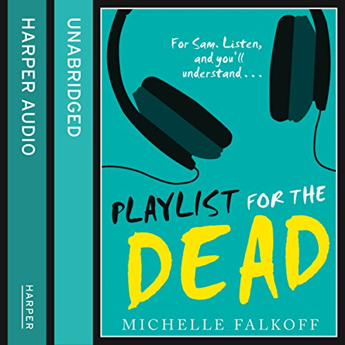 Playlist for the Dead audiobook cover art