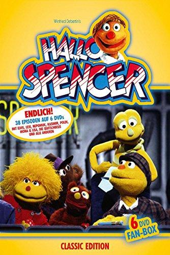 Hallo Spencer - Classic Edition/Fan-Box (6 DVDs)