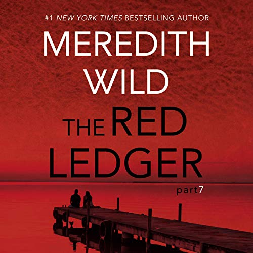 The Red Ledger: 7 audiobook cover art