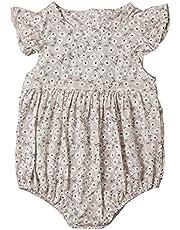 طفل زهرة الوليد طفلة السروال القصير الصيف طفل الفتيات الملابس الكشكشة السروال القصير بذلة playsuit (Color : C, Kid Size : 18-24M)