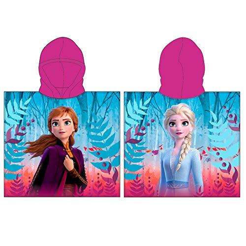 Disney Poncho Toalla Frozen 2
