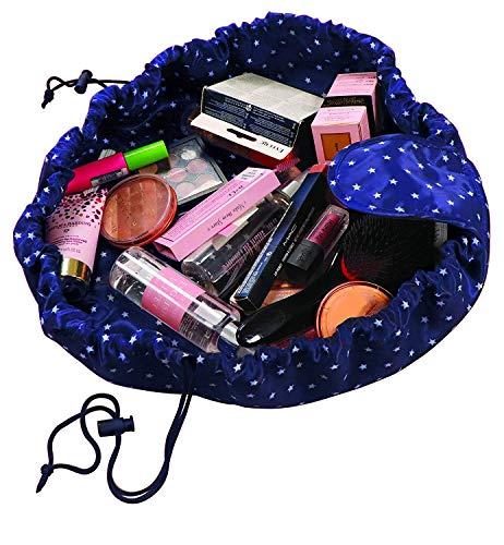 Maven Make-up Trekkoord Tas [Large] Cosmetische Pouch, Waterdichte Toiletruimte Organizer voor Vrouwen - Levensstijl Accessoire, Cadeau-item