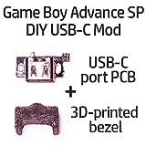 USB-C Mod for Game Boy Advance SP