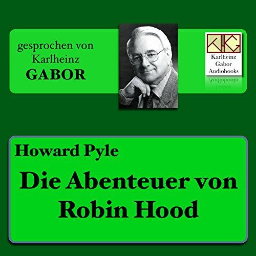 Die Abenteuer von Robin Hood Titelbild
