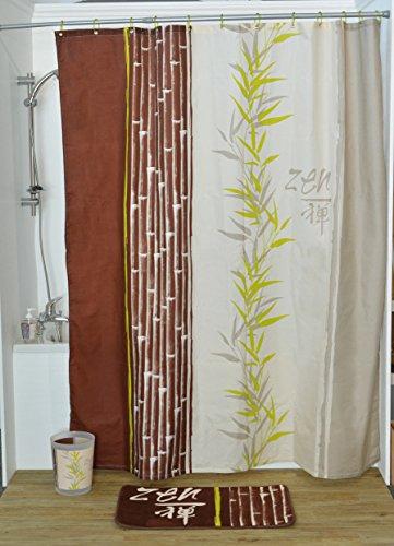 cortina ducha 180x200 fabricante Evideco