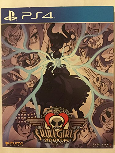 Skullgirls - 2ND Encore (Limited run - PS4)